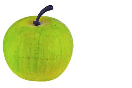 An ornamental apple