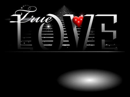 background for valentine with copy space for product placement Vector