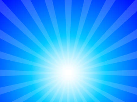 feel good: good base for happy and feel good background of blue sky sun and rays