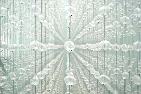innovating: glass bubbles Stock Photo