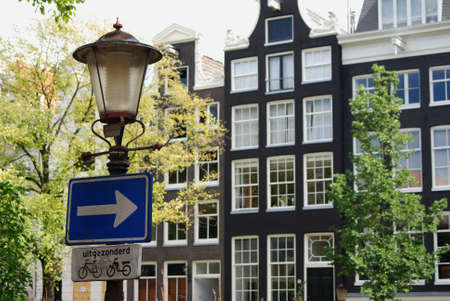 citytrip: Views of the city of Amsterdam, capital of the Netherlands