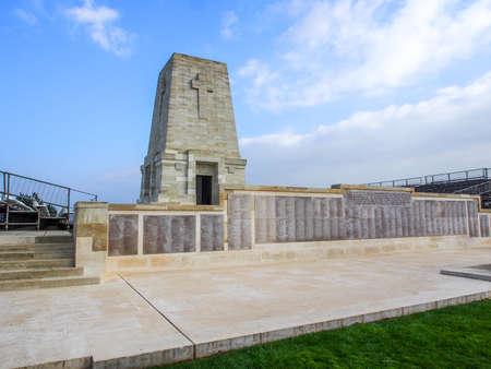 lone pine: Lone Pine Lone Pine ANZAC Memorial en el Gallipoli Campos de batalla en Turqu�a.