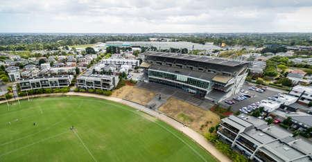 AUSTRALIA, MELBOURNE - FEBRUARY 25, 2018: Ricoh Centre at Waverley Park.