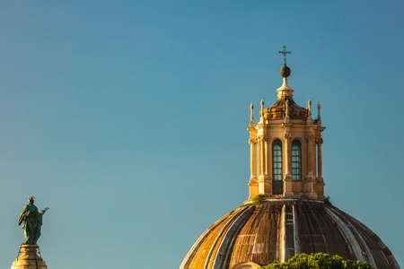 Chiesa del Santissimo Nome di Maria al Foro Traiano, Rome, Italy