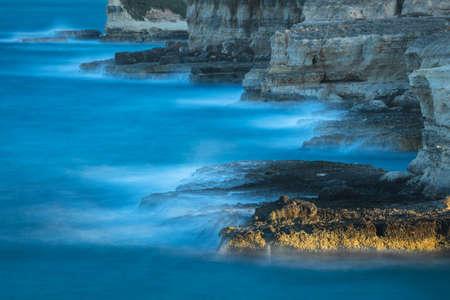 Torre Sant'Andrea's beach, Puglia, Italy