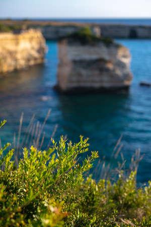 """""""Sapunerò"""" rock in Otranto, Puglia, Italy"""