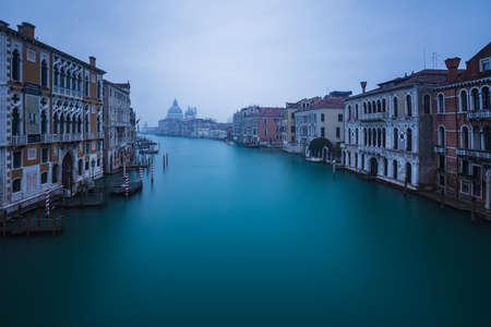 Basilica of Santa Maria della Salute in Venice, Italy