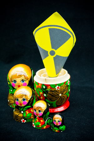 This Image Could Be Used To Represent The Radioactive Cloud That Has Hit Europe And Its Unknown Origin