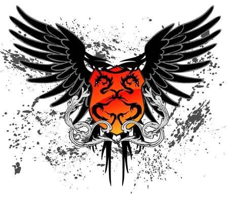 halcones: Escudo del drag�n