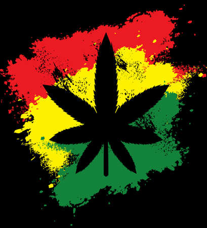 Marihuana grunge