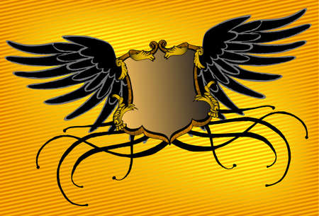 character traits: Shield Wings