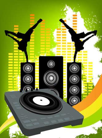 backgorund: Hip-Hop Backgorund