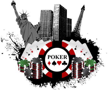 Las Vegas poker