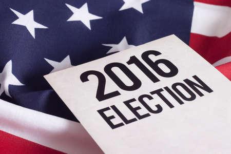 Voter Registration Application for presidential election 2016