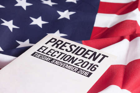 voter: Voter Registration Application for presidential election 2016