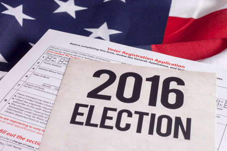 Kiezersregistratie Aanvraag voor presidentsverkiezingen 2016