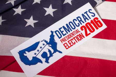 electing: Democrats Presidential Election