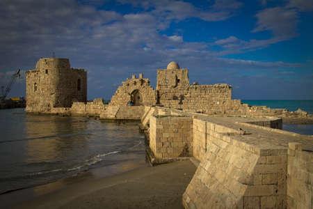 crusaders: Sidon or Saida in south Lebanon