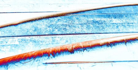 New abstract blue white and red background texture. 版權商用圖片