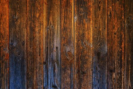 Old dark wood background with structure.