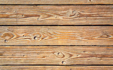 Beautiful natural wood background with copy space. Banco de Imagens