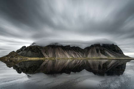 desolated: Stokksnes the black beach