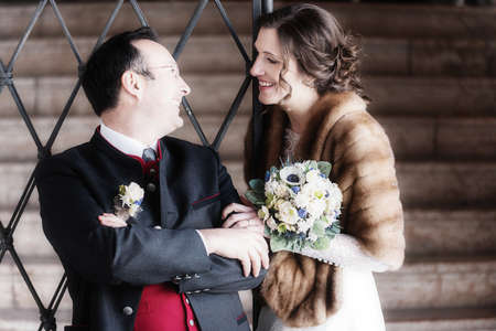 peace plan: The Big Day - Our Wedding
