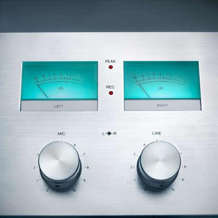 hifi: HiFi recorder controls