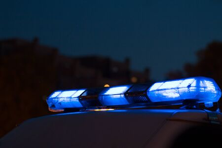 Ambulance car lights