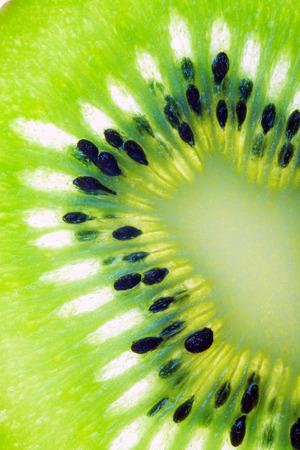 Kiwi slice Imagens - 43687379