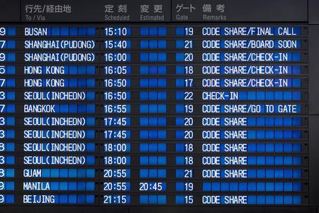 arrival departure board: arrival departure board