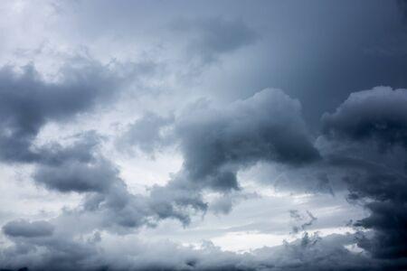 dark skies: storm cloud