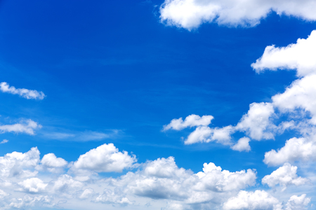 blue clouds: Clouds on blue sky