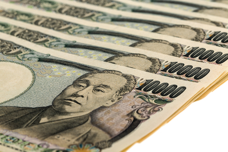 currency exchange: Japanese Yen