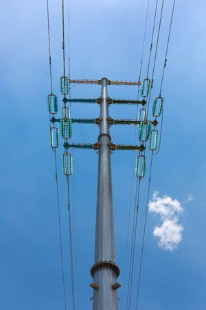 electricity pylon: Electricity Pylon in china