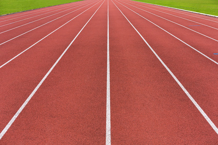 sports track: Athletics Running Track