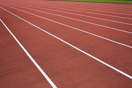 pista de atletismo: Atletismo pista Foto de archivo