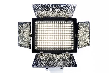 dimmer: LED Light isolated on white background