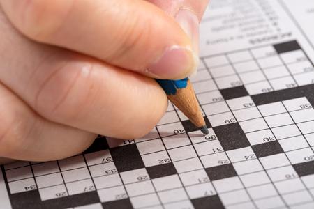 crossword puzzle: Crossword puzzle