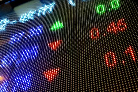stock: stock market