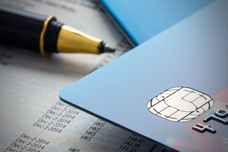 Smart credit cards