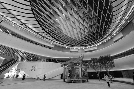 Xiqu Centre in Hong Kong Éditoriale