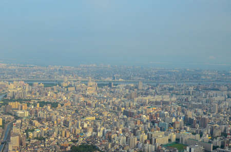 A view of a city