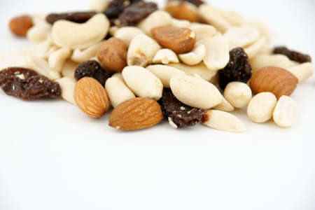 mixed nuts: Assortment of Dried Fruits and Mixed Nuts