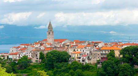 krk: Vrbnik, island of Krk, Croatia