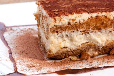 Tiramisu Dessert Standard-Bild - 12752109