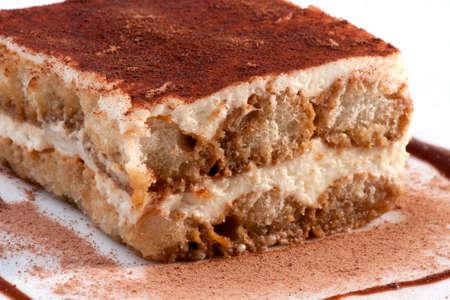 Tiramisu Dessert Stock fotó