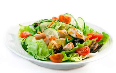 Chicken Salad Standard-Bild - 13188799