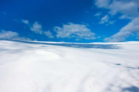 Wintry Landscape Stock Photo - 17055216