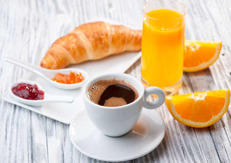 Continental Breakfast Stock Photo - 17055387